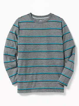 Old Navy Softest Striped Crew-Neck Tee for Boys