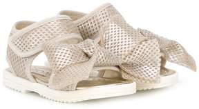 Simonetta mesh sandals