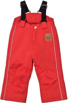 Mini Rodini Red K2 Trousers