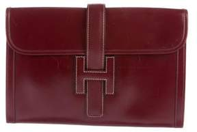 Hermes Box Jige 29 - RED - STYLE