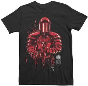 Star Wars Novelty T-Shirts Episode 8 Elite Graphic Tee