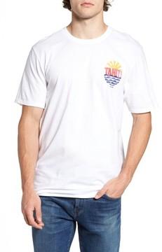 Hurley Men's Tahiti Graphic T-Shirt