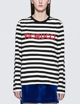 Fiorucci Stripe Classic L/S T-Shirt