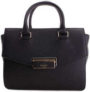 Kate Spade Black Dion Braxton Place Leather Satchel