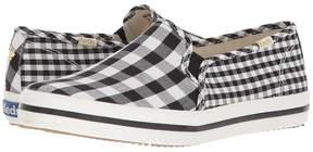 Kate Spade Keds x Double Decker Gingham Women's Shoes