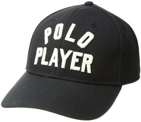 Polo Ralph Lauren Twill Athletic Cap Caps