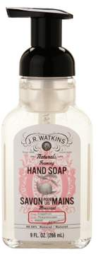 JR Watkins Naturals Foaming Hand Soap Grapefruit