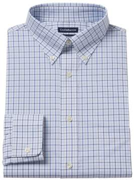 Croft & Barrow Big & Tall True Comfort Regular-Fit Dress Shirt