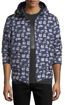 Moncler Oise Hooded Puffer Jacket