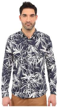 7 Diamonds Night Garden Long Sleeve Shirt Men's Long Sleeve Button Up