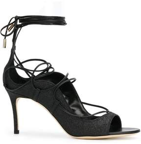 DSQUARED2 Glitter Riri sandals