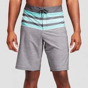 Mossimo Men's Big & Tall Board Shorts Green