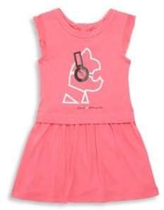 Karl Lagerfeld Little Girl's & Girl's Zippered Dress