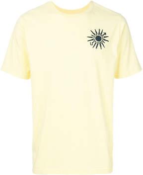 Universal Works Sun print T-shirt