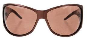 Just Cavalli Tinted Logo Sunglasses