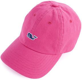 Vineyard Vines Girls Classic Logo Baseball Hat