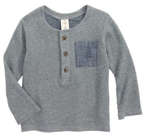 Tucker + Tate Infant Boy's Thermal Henley