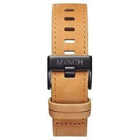 MVMT Mens Chrono 45mm Series 22mm Tan Leather