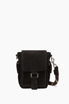 Rebecca Minkoff Cliffside Mini Camera Bag With Climbing Rope - ONE COLOR - STYLE