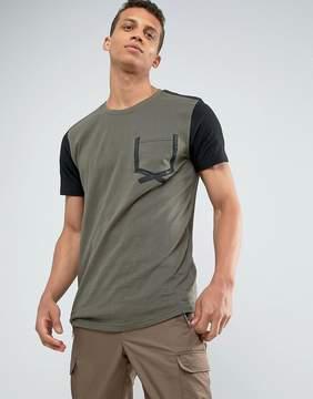 Loyalty And Faith Tape Pocket T-Shirt