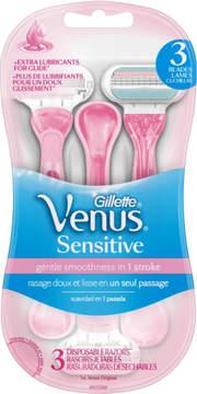 Gillette Venus Sensitive Disposable Razors
