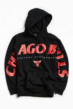 Urban Outfitters NBA Chicago Bulls Wingspan Hoodie Sweatshirt