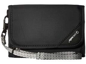 Pacsafe RFIDsafe V125 Anti-Theft RFID Blocking Trifold Wallet