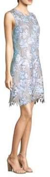 Elie Tahari Tallulah Floral Lace Dress
