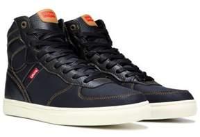 Levi's Men's Jeffrey High Top Sneaker