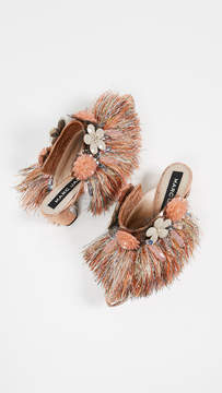 Marc Jacobs Tinsel Mules