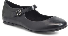 Børn Women's B?rn Arnor Mary Jane Flat