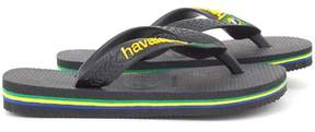 Havaianas Black Brazilian flip-flops