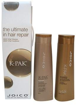 Joico K-pak Shampoo & Conditioner Gift Box, 10.1 Oz..