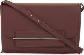 PB 0110 AB51 large smooth leather shoulder bag