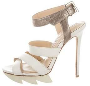 Camilla Skovgaard Crossover Platform Sandals