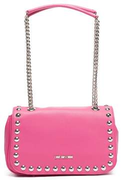 Love Moschino Chain Accent Shoulder Bag