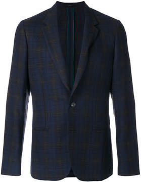 Paul Smith classic check blazer