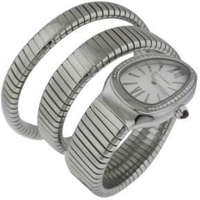 Bulgari Bvlgari Serpenti SP35C6SDS.2T Stainless Steel Watch
