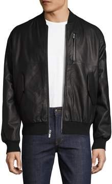 BLK DNM Men's 93 Leather Jacket