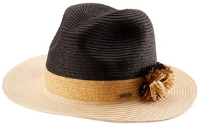 Roxy Vamos A La Playa Anthcite Panama Hat 8160091