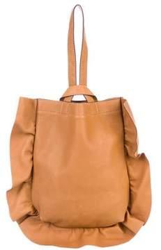 Loeffler Randall Leather Handle Bag