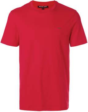 MICHAEL Michael Kors logo-embroidered T-shirt