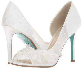 Betsey Johnson Blue by Anise High Heels