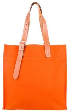Hermes Etriviere Shopping Tote - ORANGE - STYLE
