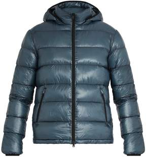Herno Quilted-down bomber jacket