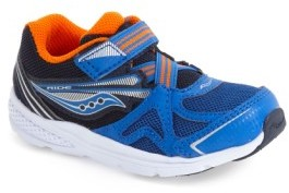Saucony Toddler Boy's 'Ride' Sneaker
