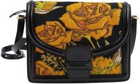 Dries Van Noten Black Leather Handbag