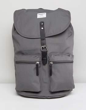 SANDQVIST Roald Backpack in Gray