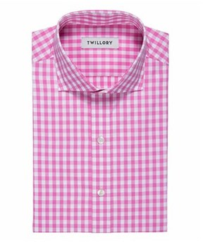 Twillory Tailored Fit Dress Shirt.