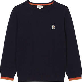 Paul Smith Pancras knitted jumper 4-16 years